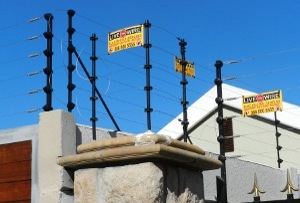 electric fencing and security