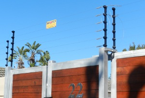 Fence Electric Wire | Electric Fencing Cape Town Live Wire Electric Fencing Cape Town